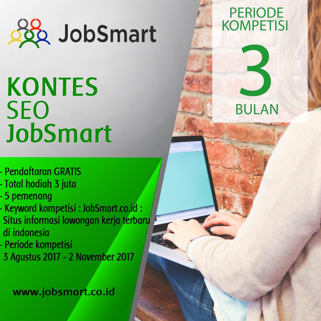 Kontes SEO jobsmart.co.id